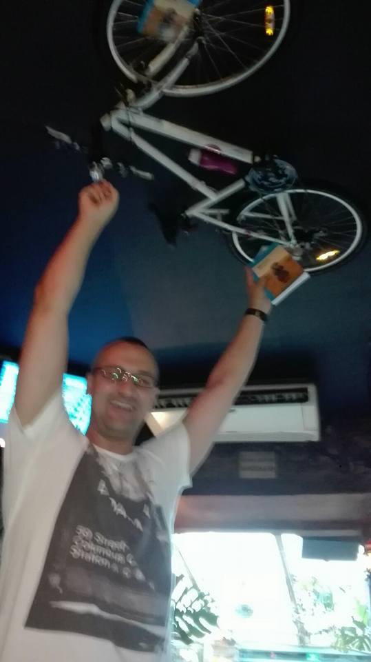 Ganador Bicicleta 2016
