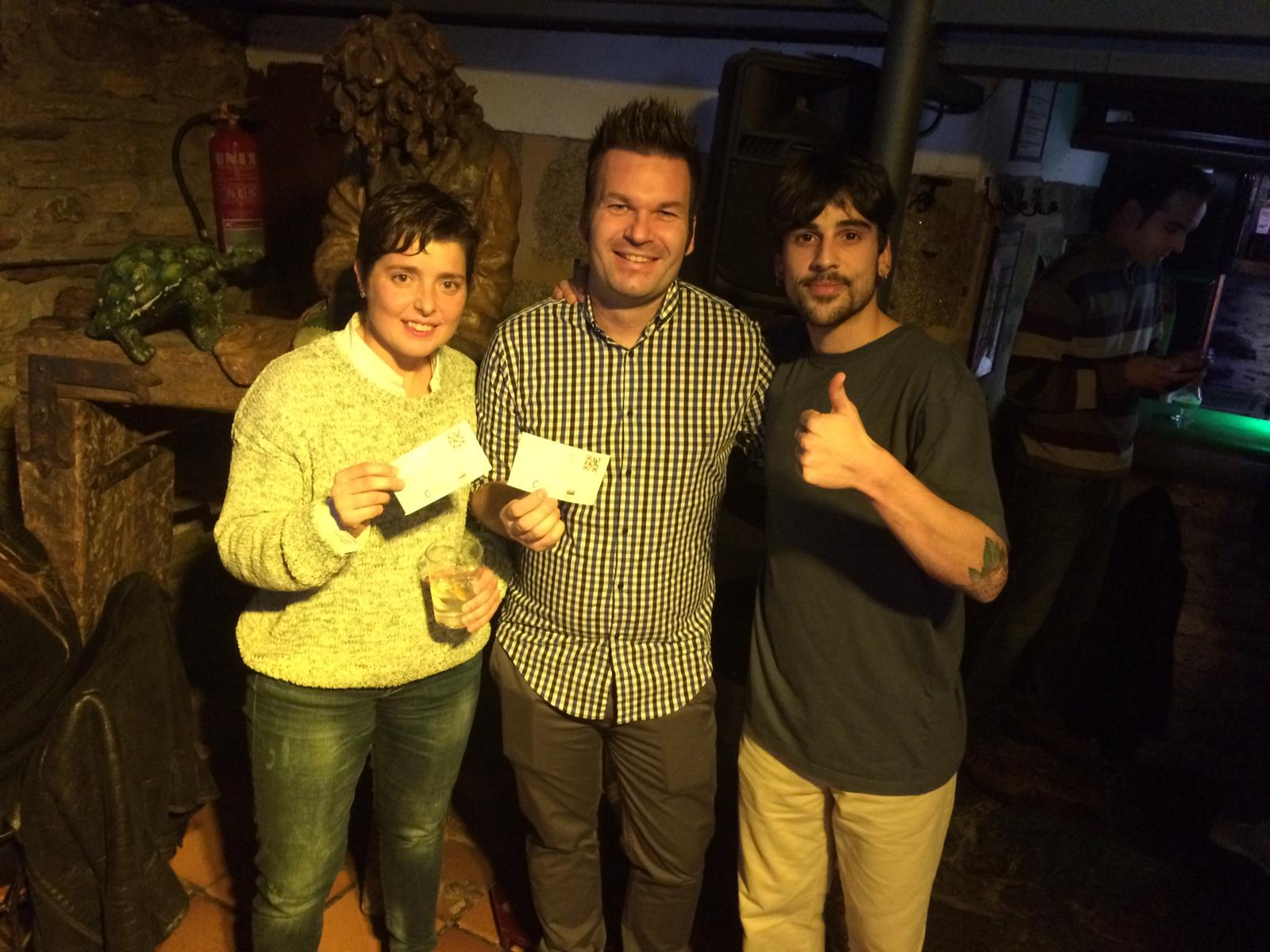 Ganadores concursos Momo